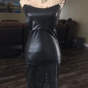 Body con Charlotte Russe dress